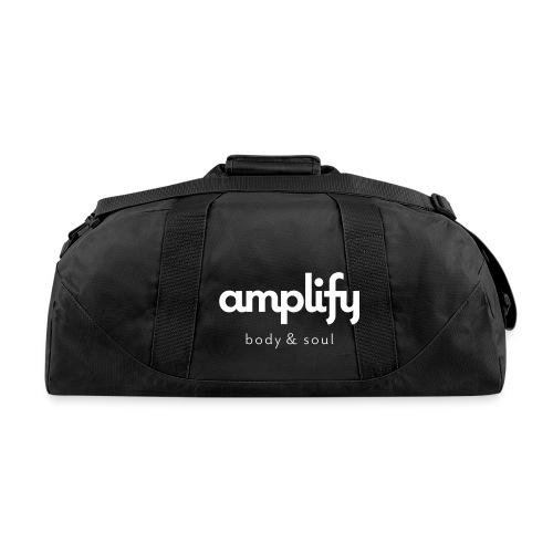 amplify logo - Duffel Bag