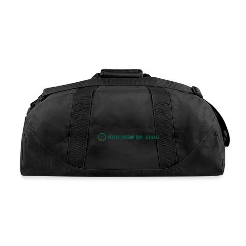 2019 COTA horizontal logo - Duffel Bag