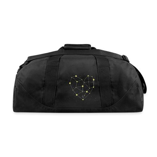 Heart in the Stars - Duffel Bag
