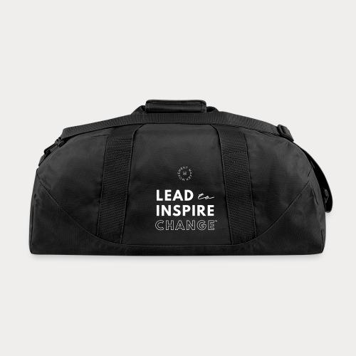 Lead. Inspire. Change. - Duffel Bag