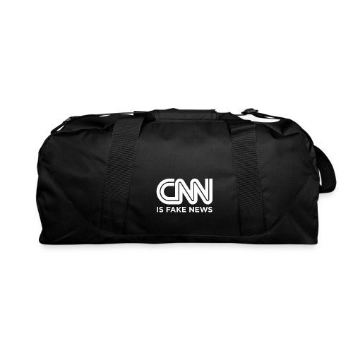 CNN Is Fake News - Duffel Bag
