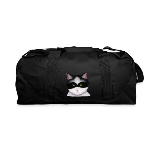 I am called the Masked Cat - Duffel Bag