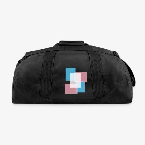 Transgender Pride Logo - Duffel Bag