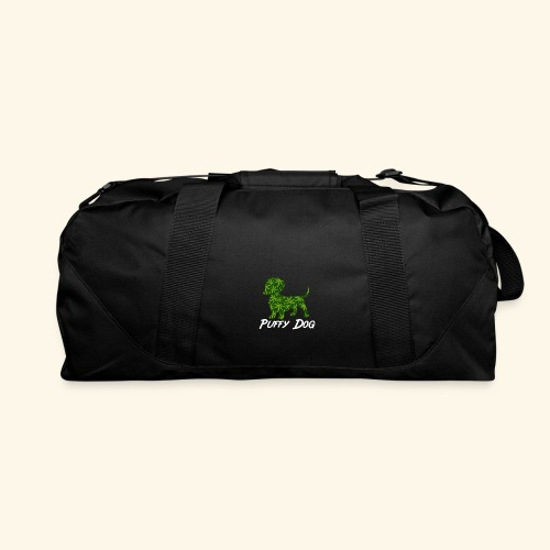 PUFFY DOG - PRESENT FOR SMOKING DOGLOVER - Duffel Bag