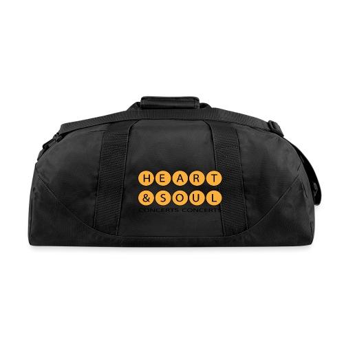 Heart Soul Concerts Golden Bubble horizon - Duffel Bag