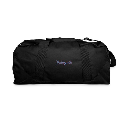 Welcome To Scholarville - Duffel Bag