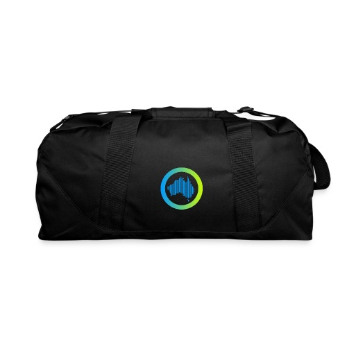 Gradient Symbol Only - Duffel Bag