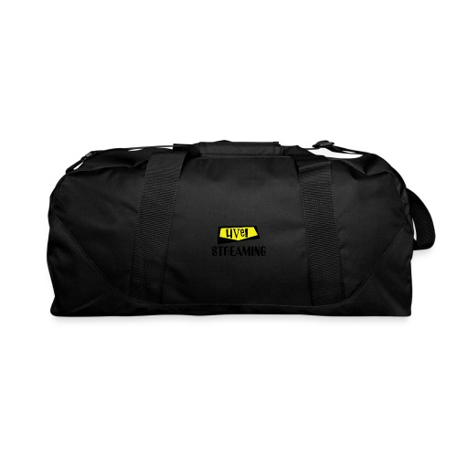 Live Streaming - Duffel Bag