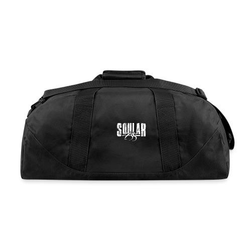 Soular235 White Logo - Duffel Bag