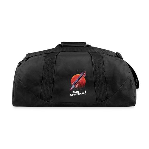 Mars Here We Come - Dark - Duffel Bag