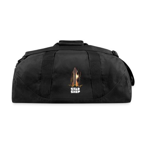 Star Ship Mars - Dark - Duffel Bag