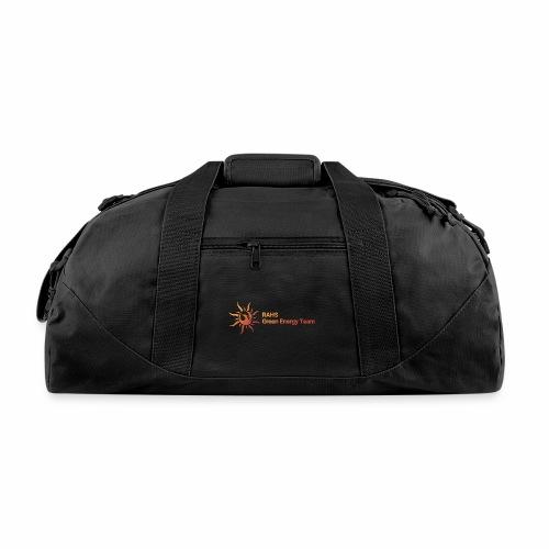 RAHS Green Energy Logo Merch - Duffel Bag