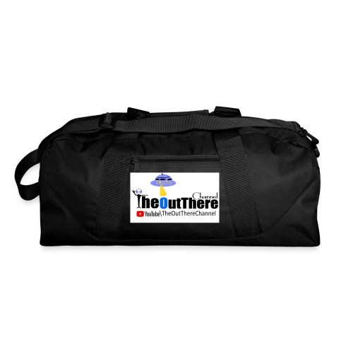 NewBannerOTChan2018 with Crew Back Logo - Duffel Bag