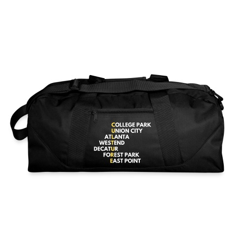 Culture Atlanta - Duffel Bag