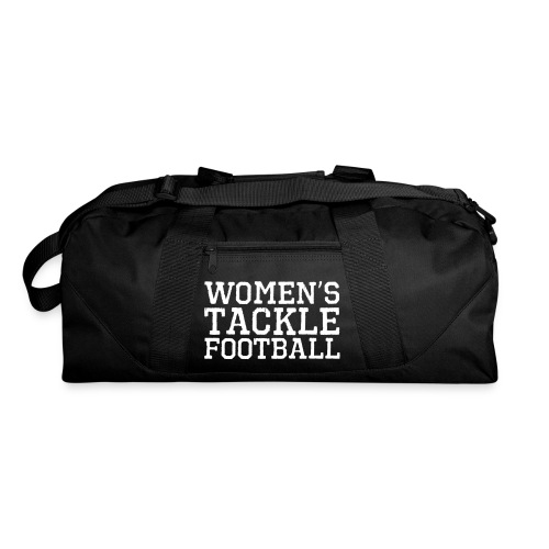 womens tackle football small - Duffel Bag