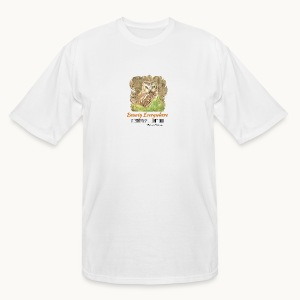 Beauty Everywhere Carolyn Sandstrom - Men's Tall T-Shirt