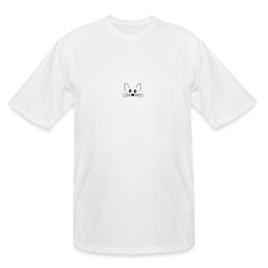 SQLogoTShirt-front - Men's Tall T-Shirt