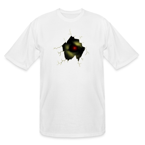 Broken Egg Dragon Eye - Men's Tall T-Shirt