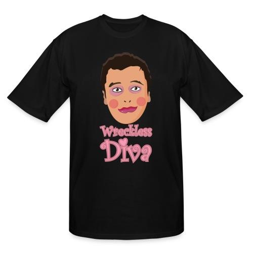diva final - Men's Tall T-Shirt