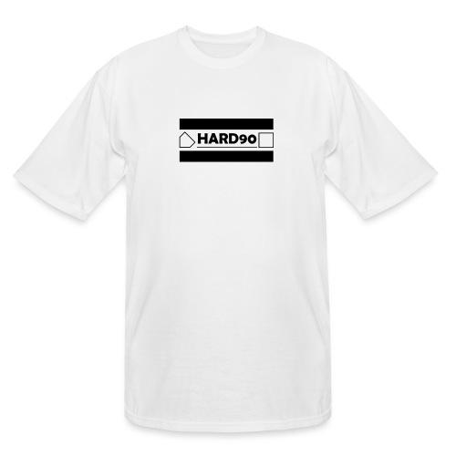 Hard 90 Logo - Men's Tall T-Shirt