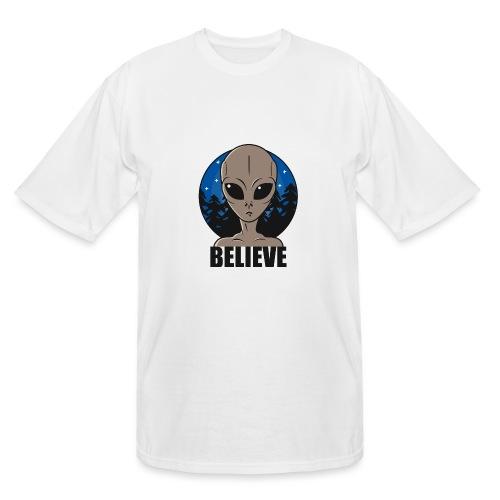 Believe - Men's Tall T-Shirt