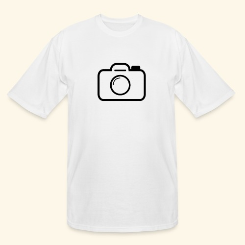 Camera - Men's Tall T-Shirt
