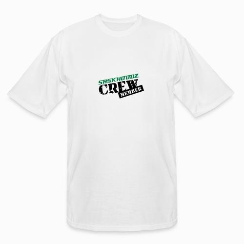 saskhoodz crew - Men's Tall T-Shirt