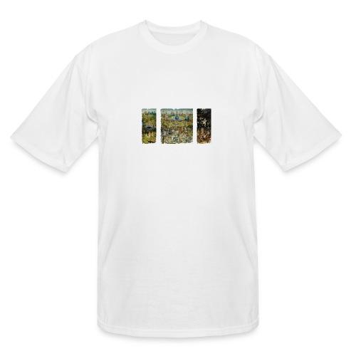 Garden Of Earthly Delights - Men's Tall T-Shirt