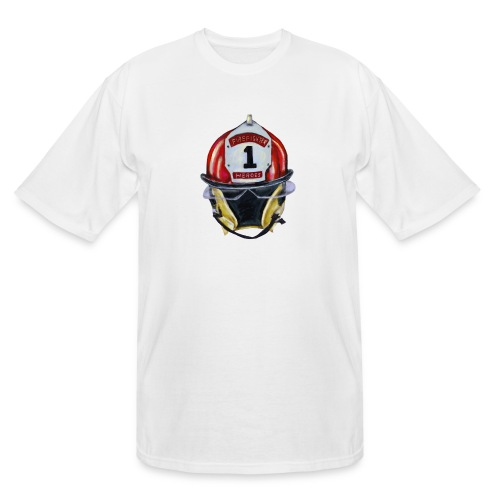 Firefighter - Men's Tall T-Shirt
