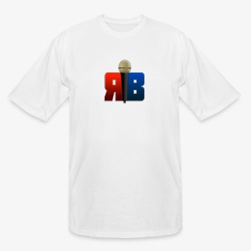 RubikBBX Logo - Men's Tall T-Shirt