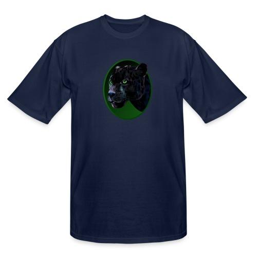 Big Black Jaquar - Men's Tall T-Shirt