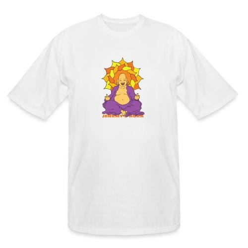 Laughing At You Buddha - Men's Tall T-Shirt
