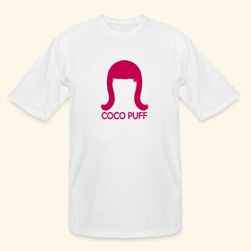 Coco Peru Fan Logo - Men's Tall T-Shirt