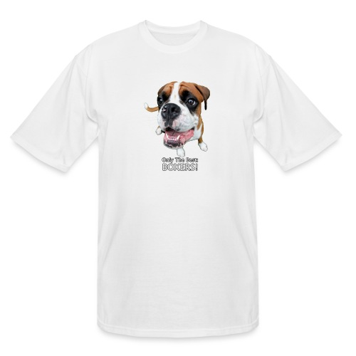 Only the best - boxers - Men's Tall T-Shirt