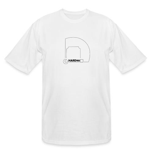 Hard 90 field - Men's Tall T-Shirt