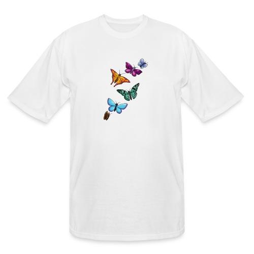 butterfly tattoo designs - Men's Tall T-Shirt