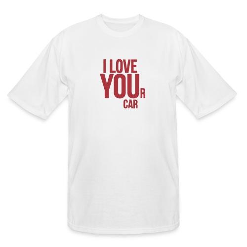 I LOVE YOUr car - Men's Tall T-Shirt
