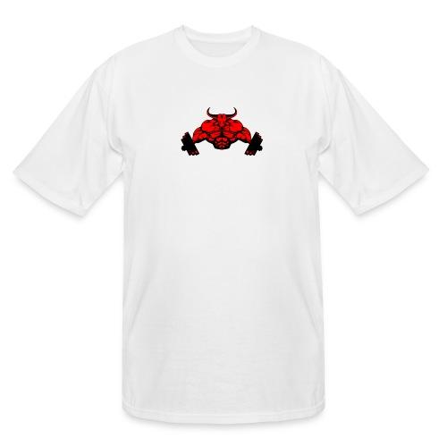 Bull gym - Men's Tall T-Shirt