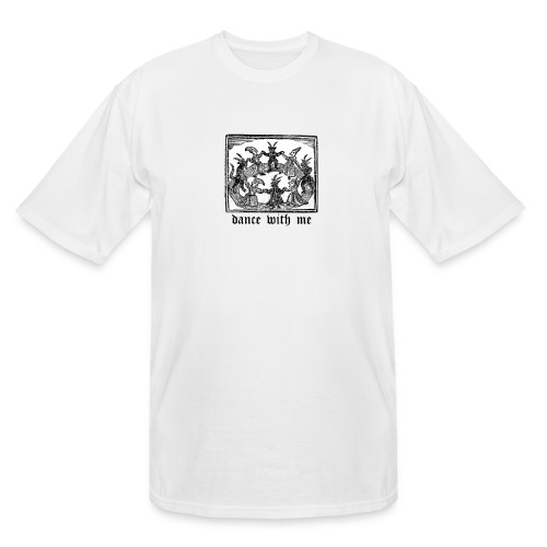 Dance With Me - Men's Tall T-Shirt