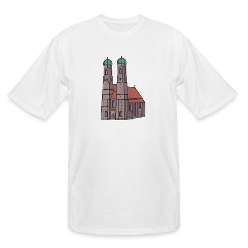 Munich Frauenkirche - Men's Tall T-Shirt