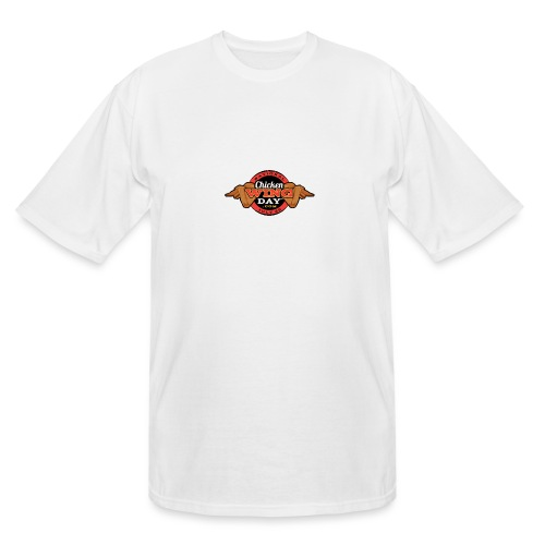 Chicken Wing Day - Men's Tall T-Shirt