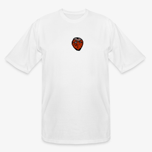 Scratched Mask MK I - Men's Tall T-Shirt