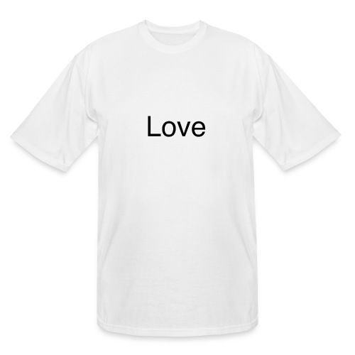 Love - Men's Tall T-Shirt
