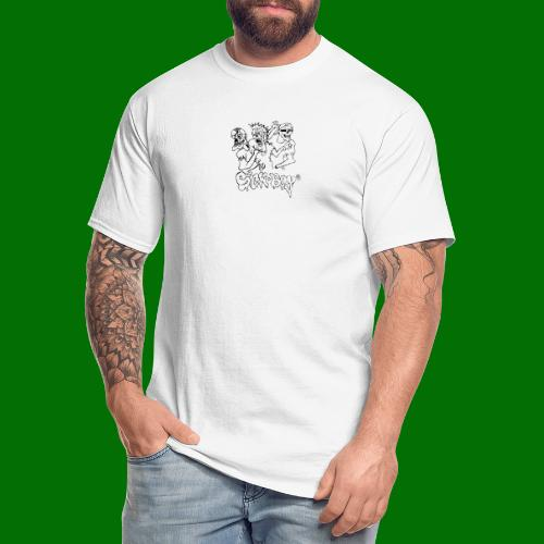SickBoys Zombie - Men's Tall T-Shirt