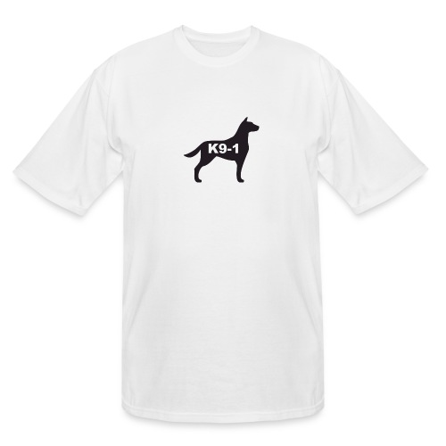 K9-1 logo - Men's Tall T-Shirt