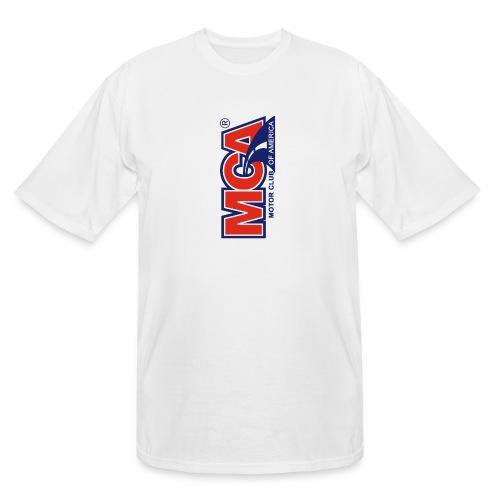 MCA Logo Iphone png - Men's Tall T-Shirt