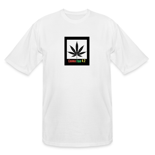 Canna Fams #2 design - Men's Tall T-Shirt