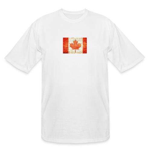 Canada flag - Men's Tall T-Shirt