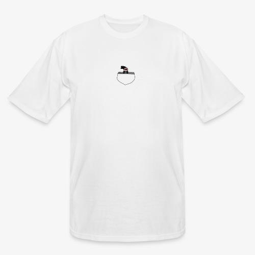 Scar Pocket Buddy - Men's Tall T-Shirt