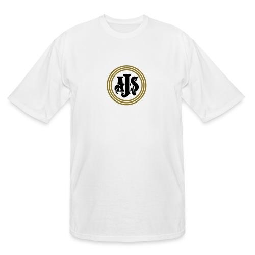 AJS emblem - AUTONAUT.com - Men's Tall T-Shirt